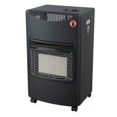 Stufa quarz fan johnson ventilata 400 1200w for Stufa bartolini ventilata