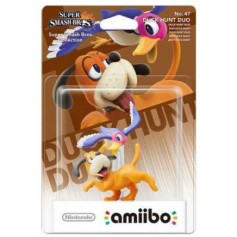 AMIIBO SMASH DUO DUCK HUNT