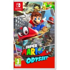 SUPER MARIO ODISSEY NINTENDO SWITCH