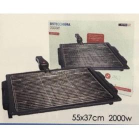 BISTECCHIERA ELETTRICA 2000W 55x37cm