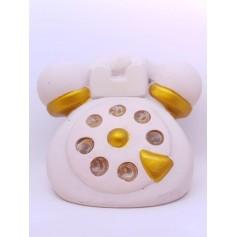 TELEFONO ANTICO SALVADANAIO CM 16X13