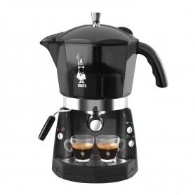 Bialetti Mokona CF40 Macchina Caffe' Espresso 1050 W 1,5 Litri 20 Bar Nero