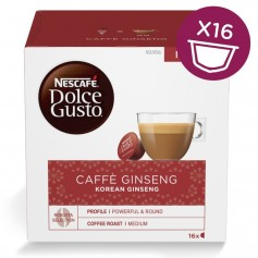 CAPSULE NESCAFE' DOLCE GUSTO GINSENG 16PZ