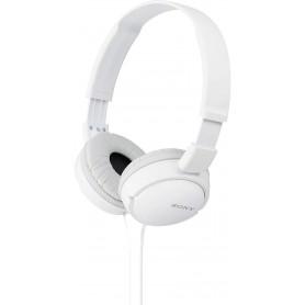 CUFFIE SONY BIANCO MDR-ZX110 ON EAR BIANCO