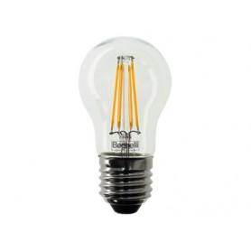 LAMPADINA LED ZAFIRO BEGHELLI SFERA E27 470 LUMEN 2700K