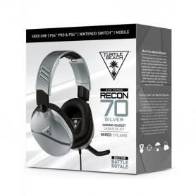 CUFFIE RECON 70 CAMO - SilverXBOX ONE* | PS4™ PRO, PS4™ E PS5™ | NINTENDO SWITCH** | MOBILE