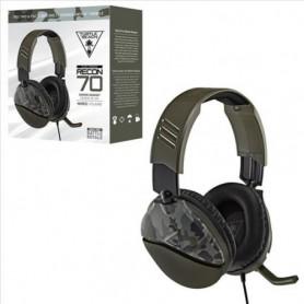 CUFFIE RECON 70 CAMO - VerdiXBOX ONE* | PS4™ PRO, PS4™ E PS5™ | NINTENDO SWITCH** | MOBILE
