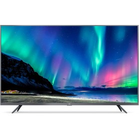 "TV LED 43"" XIAOMI MI SMART TV 44 4K Android TV 9.0, Telecomando con Microfono, Pulsante Video e Netflix"