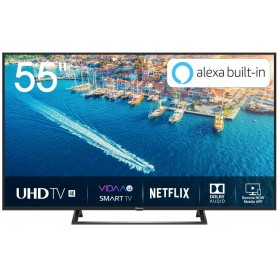"TV LED 55"" HISENSE H55BE7200 Smart TV LED Ultra HD 4K 55"", HDR10, Dolby DTS, Single Stand Slim Design, Tuner DVB-T2/S2 HEVC Ma"