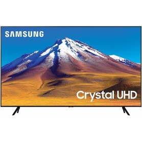 "TV LED 43"" SAMSUNG UE43TU7090UXZT 4K SMART TV Crystal UHD 4K, Wi-Fi, Black, 2020"