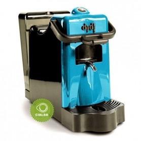 MACCHINA CAFFE DIDI DIDIESSE BLU INCLUSE 30 CIALDE BORBONE