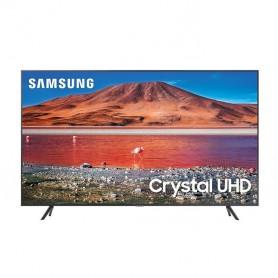 """TV LED 50"""" SAMSUNG UE50TU8070UXZT 4K SMART TV Serie TU7020, Crystal UHD 4K, Wi-Fi, 2020, Nero"""