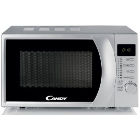 FORNO MICROONDE CANDY CMG-2071DS 20 LT 700 W SILVER CON GRILL E DISPLAY