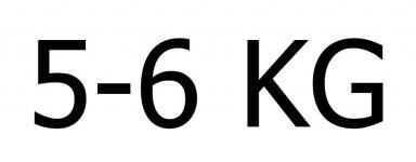 Fino a 6 Kg